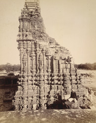 Side of south gopura, Ramasvami Temple [Ramalingeshvara Temple], Tadpatri, Anantapur District